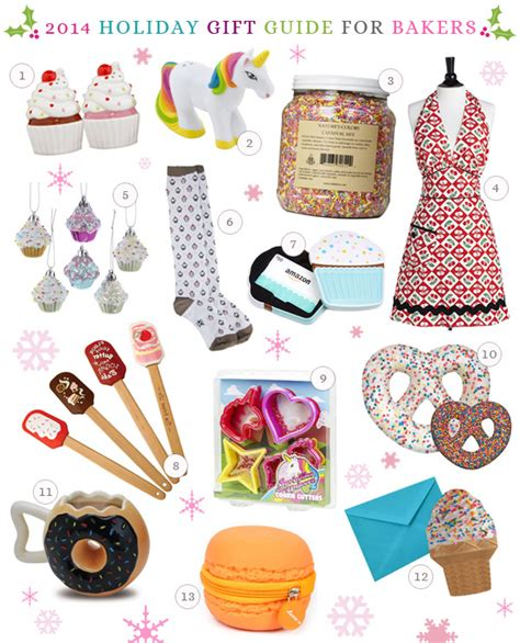 2014 holiday gift guide for bakers sarahs bake studio