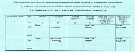 How To Obtain A Criminal Record Check Uk How To Obtain A Certificate Of No Impediment