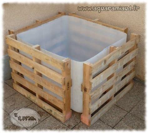 Comment Fabriquer Un Bassin Hors Sol by Bassin Hors Sol Exemple De Construction Astuces Et