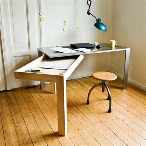 space saving desks that will free your space