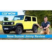 2019 Suzuki Jimny Retro Styling Cars T