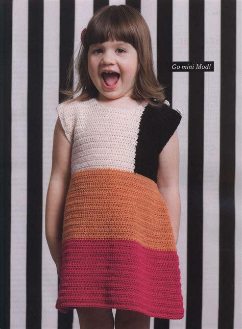 Mini Dress Irithel Square Bordir minimod dress crochet pattern for crochet kingdom
