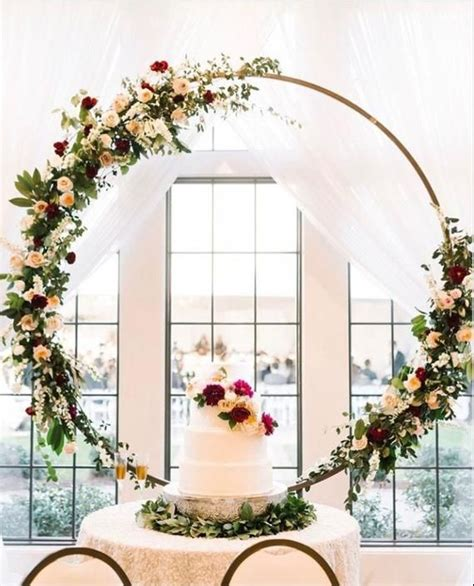 wedding arch metal  wedding arch moon wedding