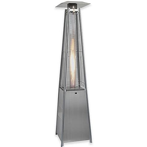 bed bath and beyond heater hanover pyramid propane patio heater bed bath beyond