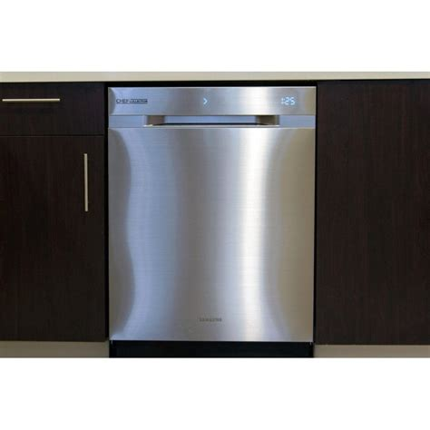 under counter drawer dishwasher samsung chef collection dw80h9970us built in under counter