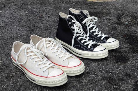 Converse Ct 70s High Black White converse 70s chuck all sneaker l epi d or