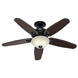 black ceiling fans with lights 52 in basque black ceiling fan with light remote