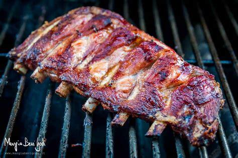 come cucinare le costine di maiale alla griglia costine alla griglia all italiana senza salsa barbecue
