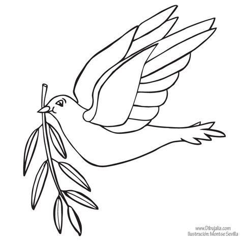 imagenes para dibujar sobre la paz paloma paz libre dibujalia dibujos para colorear paz