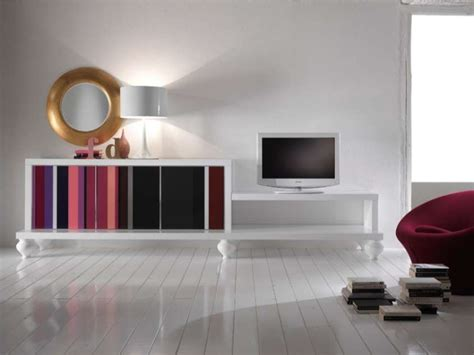 mobili madie moderne madie moderne per impreziosire la zona giorno design mag