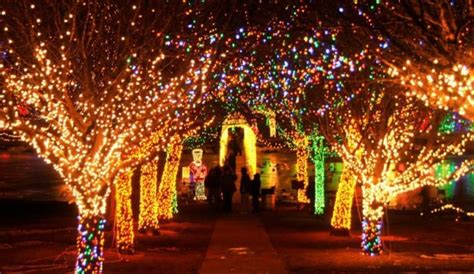 chickasha lights 2017 17 best light displays in oklahoma 2016