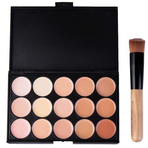 color concealer 15 colors professional concealer camouflage makeup palette