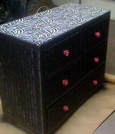 wicker dresser on wicker painted wicker and