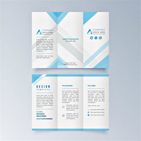 Design Brochure Template by 25 Free Brochure Design Exles