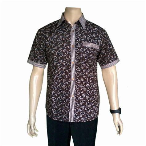 Baju Kemeja Pria Polos Lengan Pendek Kerja Kantor Katun Murah tren model baju batik kantor pria terbaru awal 2016 info tren baju terbaru di indonesia