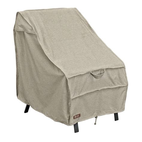 high back patio chair covers montlake high back patio chair cover