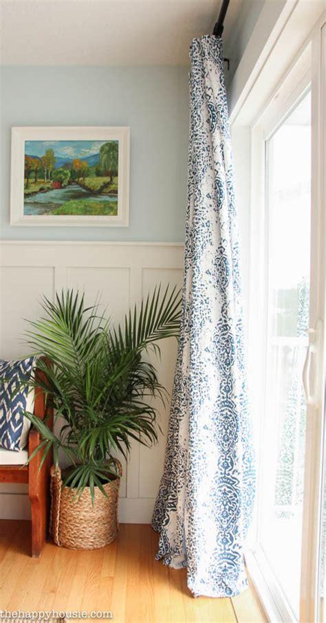 drapery tutorial sew curtain panels tutorial curtain menzilperde net