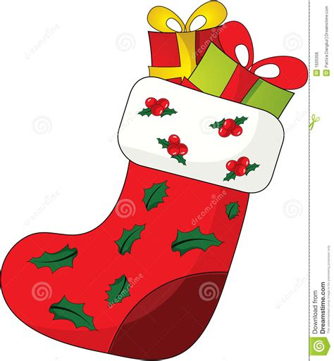 christmas sock holiday sock clipart clipart suggest