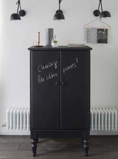 peinture 224 tableau noir pour repeindre un meuble