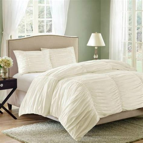 total fab ruched bedding and comforter sets