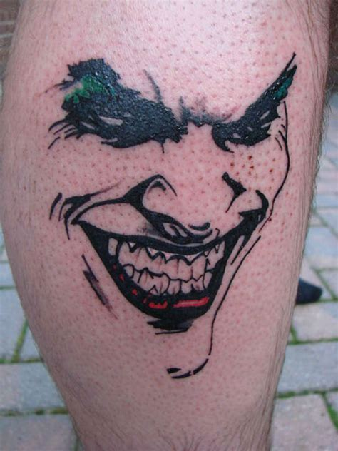 tattoo tribal joker 31 captivating joker tattoo designs creativefan