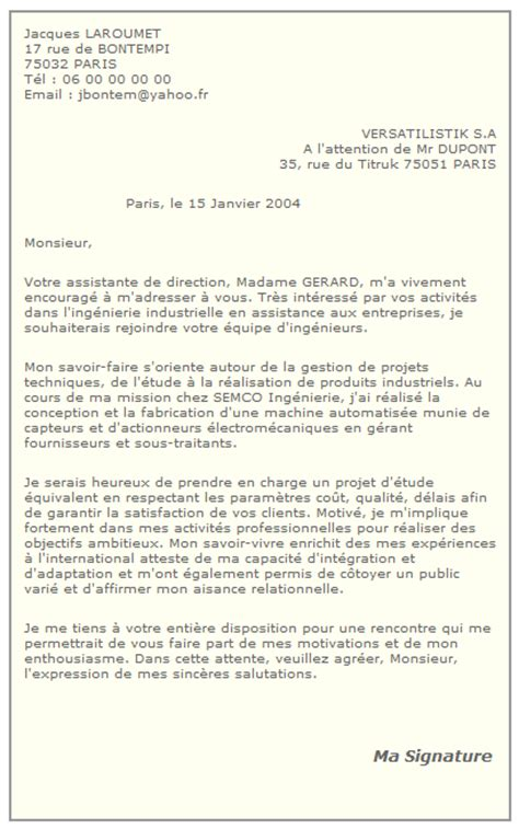 Lettre De Motivation Stage Psychologie Lettre De Motivation Universit 233 Master Employment Application