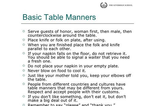 24 basic dining etiquettes table manners poem brokeasshome com