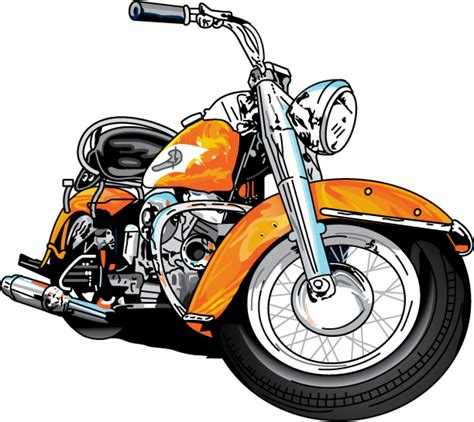 motorcycle clipart motorcycle clipart harley davidson pencil and in color