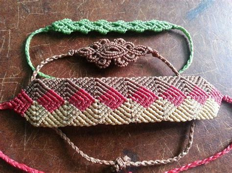 Easy Macrame Bracelet Patterns - 17 best images about simple friendship bracelets on