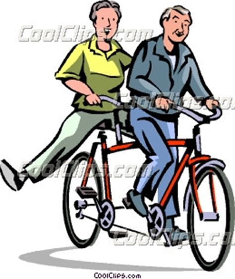 Free Publisher cyclists clip art