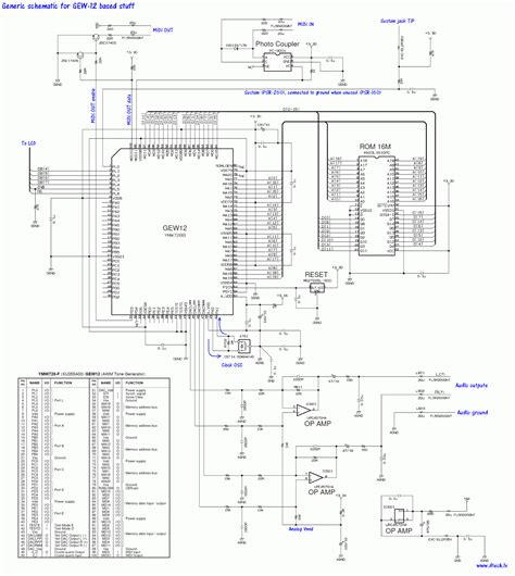 yamaha v 80 wiring diagram wiring diagram with description