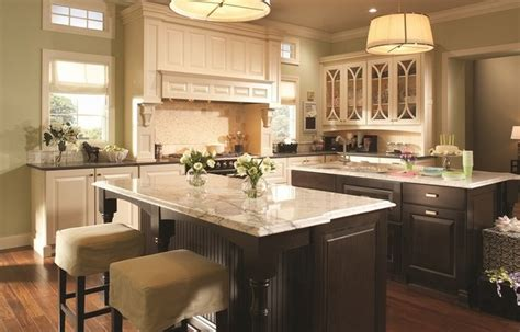 Two Island Kitchen by Made In Usa Rosariocabinets