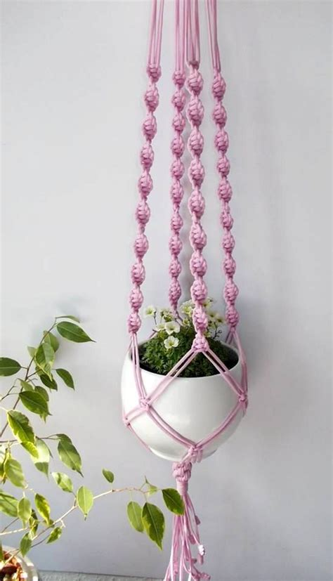 Indoor Plant Hangers Macrame - 17 best ideas about indoor plant hangers on