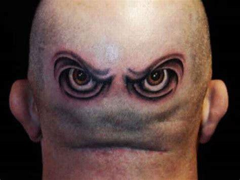 3d tattoo of mouth on head kel kafalara yapılan ilgin 231 d 246 vmeler
