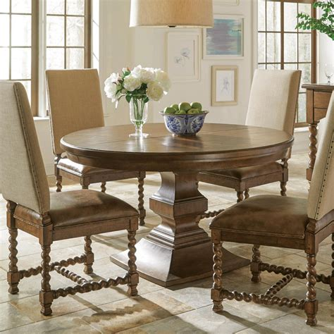 Riverside Dining Table Riverside 17151 Pembroke Dining Table Discount Furniture At Hickory Park Furniture Galleries