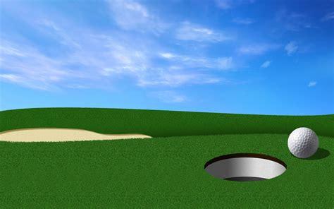 cool golf backgrounds wallpapersafari