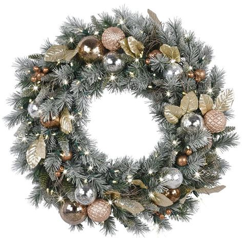 walmart pre lit wreath with battery and timer 25 best ideas about artificial wreaths on wreaths wreaths