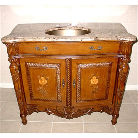 tuscan bathroom vanity cabinets 41 inch tuscan vanity concealed hinges vanity
