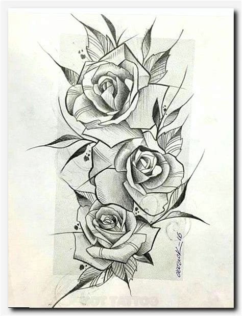 what does a rose and skull tattoo symbolize 789 best images on