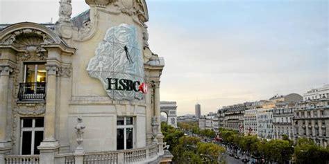 siege social hsbc hsbc absorbe sa banque priv 233 e et monte en gamme