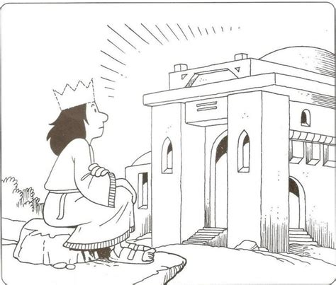 king solomon coloring pages printable 1000 images about children s ministry saul david