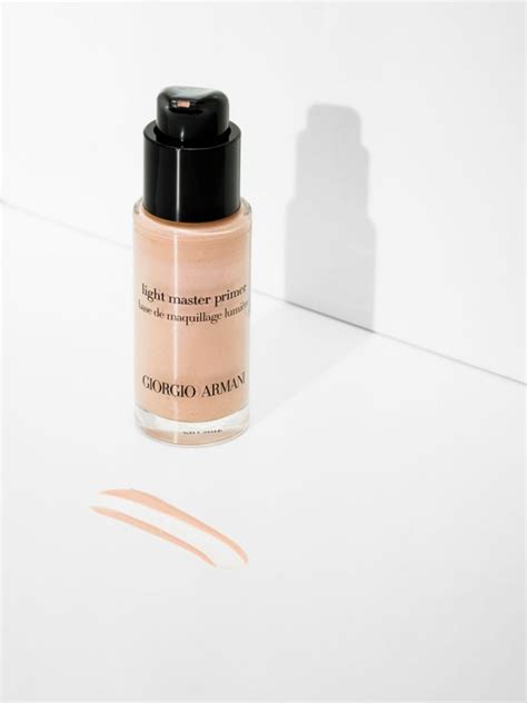 giorgio armani primer light master your guide to long lasting water resistant makeup