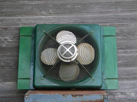 20 inch window fan vintage 20 inch industrial machine age window intake