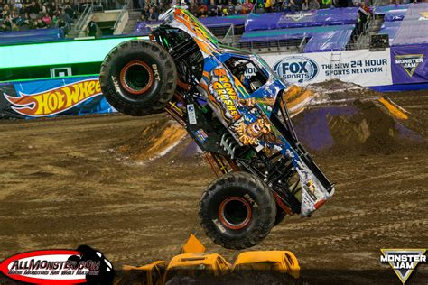 monster truck jam nj monster jam photos east rutherdford 2016