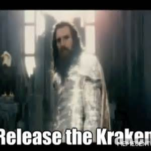 Release The Kraken Meme - release the kraken by random meme center