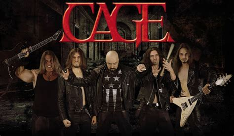 cage heavy metal