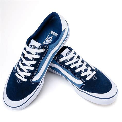 vans style 112 pro shoe navy white at skate pharmacy