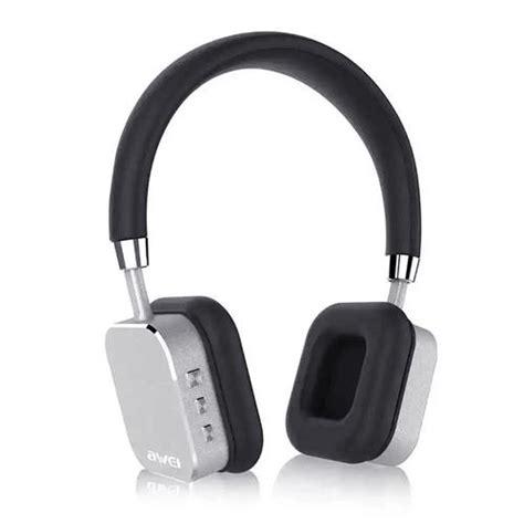 Awei Earphone Bluetooth Wireless Headset Microphone Il93bl awei a900bl wireless bluetooth stereo headphones