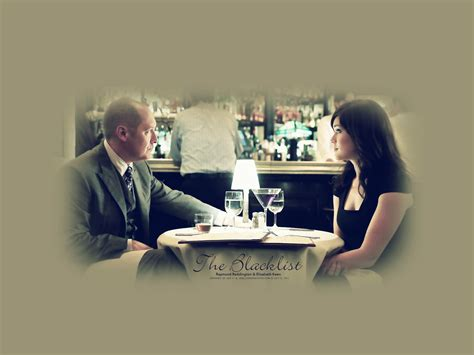 the blacklist lizzy and red and lizzy the blacklist wallpaper 35864075 fanpop