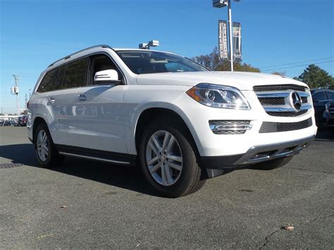 Mcgeorge Mercedes by New 2016 Mercedes Gl Class Gl450 Sport Utility In